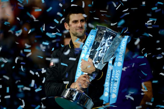 Novak Djokovic: ATP Finals Win vs. Roger Federer Will Spark Great 2013 Season