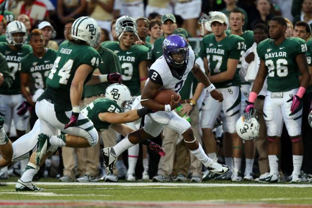 TCU Must Improve at Quarterback, Gary Patterson Says