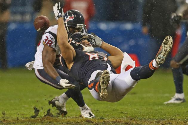 Bears Could Make a Change at Tight End & More NFC North News