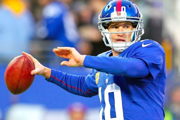 Is Eli Manning's Arm Strength a Problem? Examining Incomplete Passes in Cincy