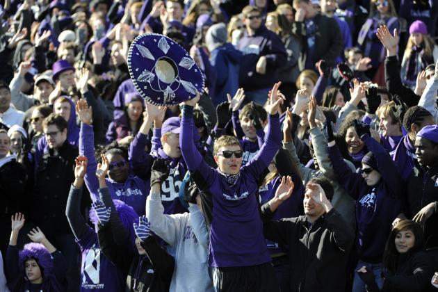 Northwestern vs. Michigan State: TV Schedule, Live Stream, Game Time and More