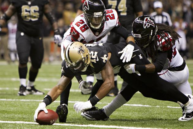Source: Falcons Won't Address Saints' Claim