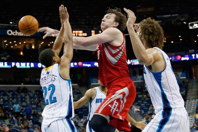 Houston Rockets' Omer Asik Is Making James Harden and Jeremy Lin Look Good