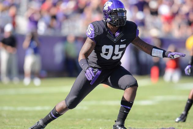 Devonte Fields' Acrobatic INT for TCU Ends Remarkable Streak for Kansas State