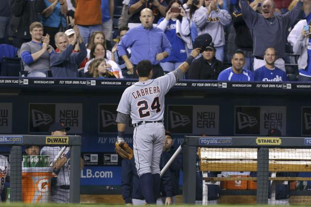 Triple Crown, History Doesn't Guarantee Tigers Star Miguel Cabrera as AL MVP