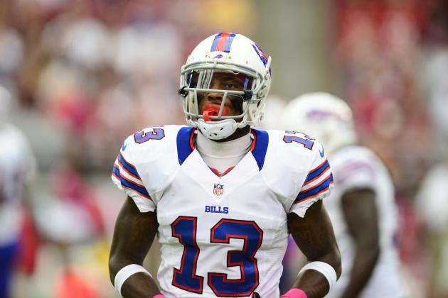 Stevie Johnson Tired of Chan Gailey Praising Bills Effort