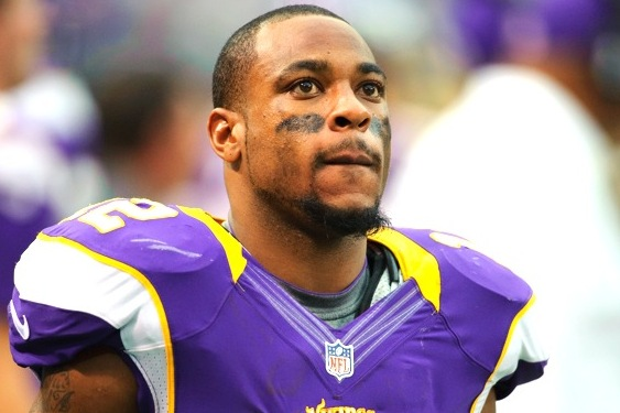 Percy Harvin Injury: Updates on Vikings WR's Ankle