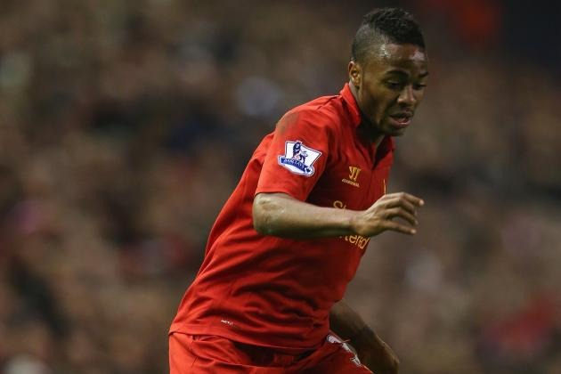 There Is Confusion About Raheem Sterling's Liverpool Future