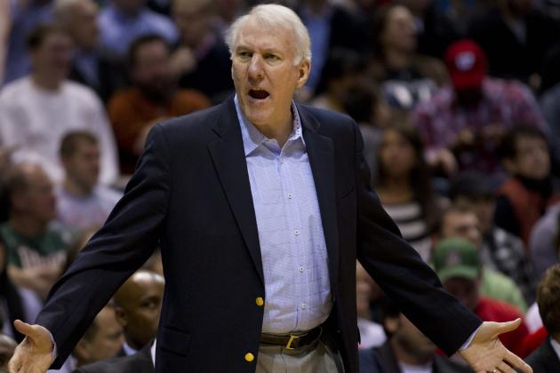 Spurs Get Single-Color Jersey Treatment