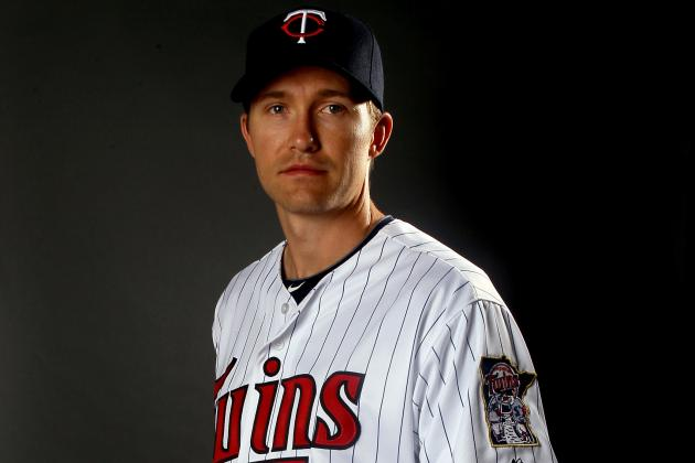 Cubs Sign Former Twins RHP Scott Baker to 1-Year Deal