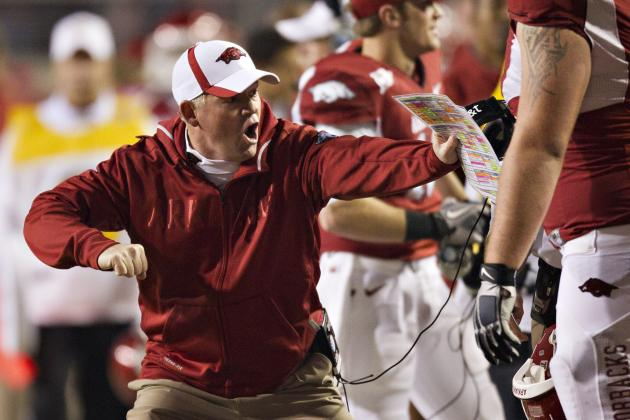 Illinois Needs a Real Football Coach: His Name Is Bobby Petrino