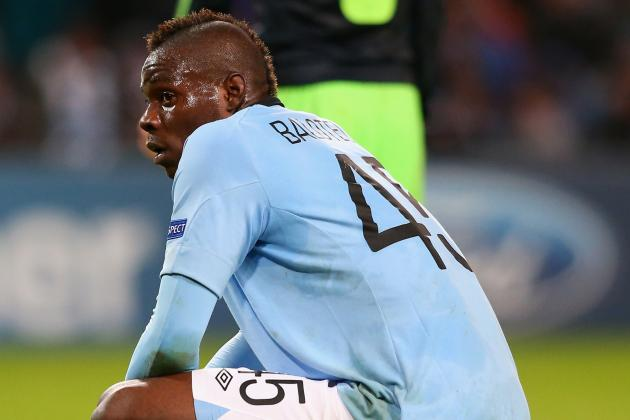 Is Mario Balotelli Move from Premier League to Serie A Imminent?