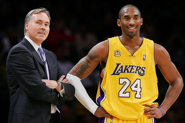 Mike D'Antoni's Shoot-First Offense Will Be a Dream Come True for Kobe Bryant