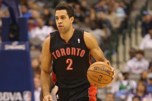 Toronto Raptors: Gameday Stats (at Pacers)