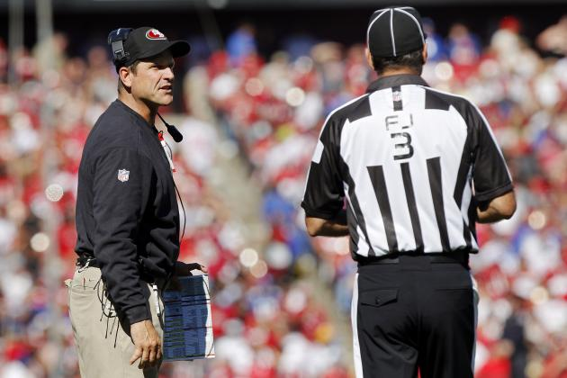 NFL Admits Refs Got Call Wrong During Rams-49ers Game, Plus More NFC West News