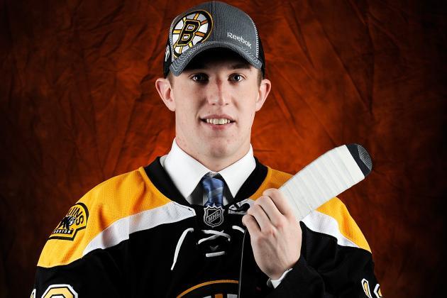 Matt Grzelcyk: Boston Bruins Prospect Named Hockey East Rookie of the Week at BU