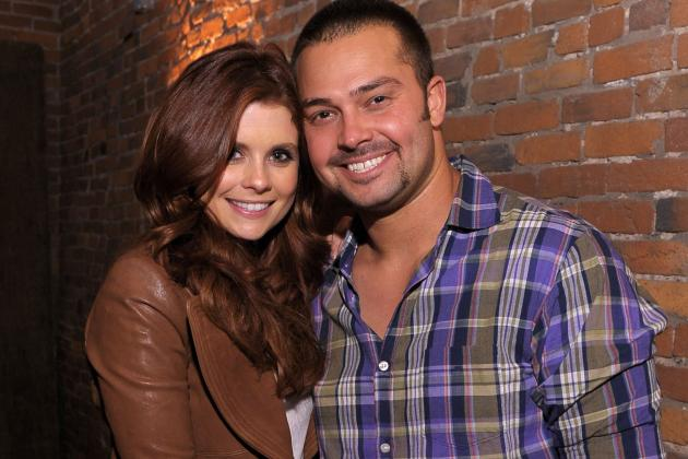 JoAnna Garcia Reveals Her and Hubby Nick Swisher Expecting First Child