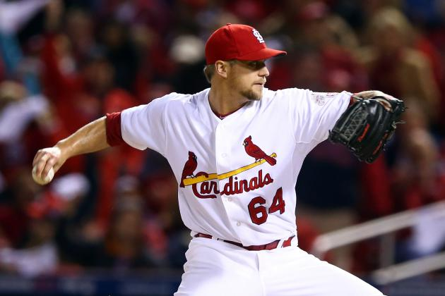 After Postseason, Rosenthal Figures to Stick with Cards