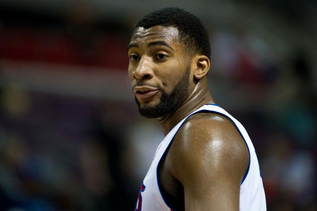 Pistons' Andre Drummond Rookie Plan Tests Our Patience