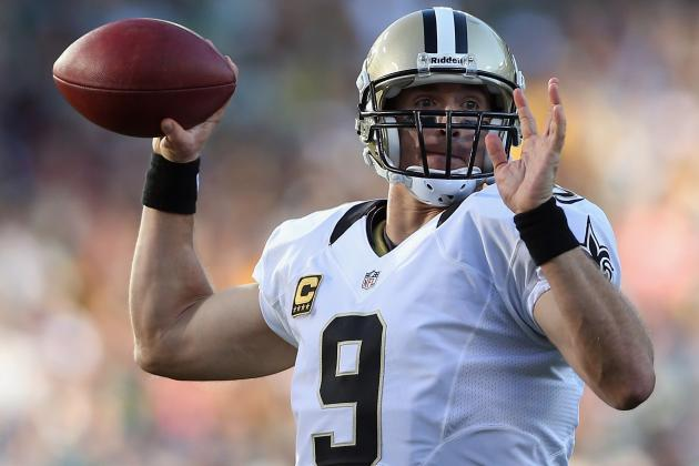 Week 11 Fantasy Football Rankings: Top 25 Quarterbacks