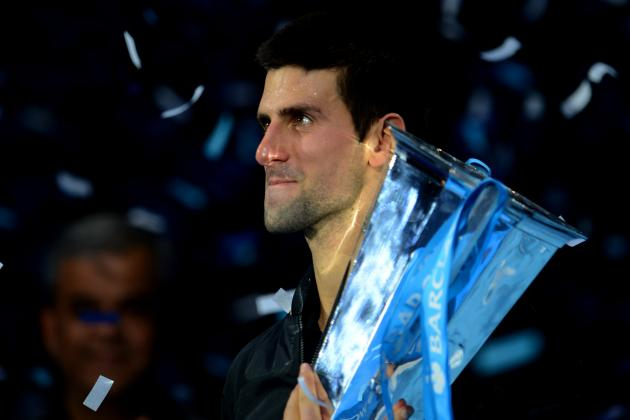 Novak Djokovic's Rise Turns Future Prospects of Nadal and Murray Bleaker