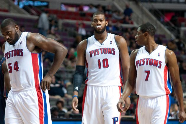 Detroit Pistons Return to Practice to Work Out Kinks, Return to the Road Again