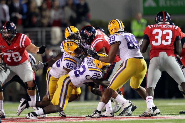 Ole Miss, LSU to Meet for 101st Time in Rich History