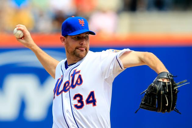 The Mets Want to Bring Back Mike Pelfrey