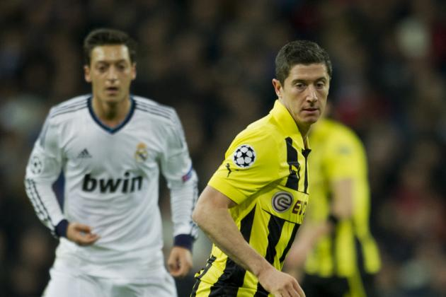 Manchester United Transfer News: Robert Lewandowski Unneeded Luxury for United