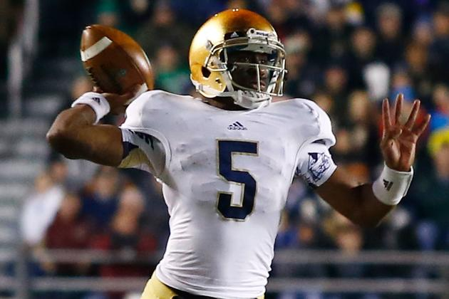 Why This Won't Be Notre Dame's Best Shot at BCS Title Under Brian Kelly