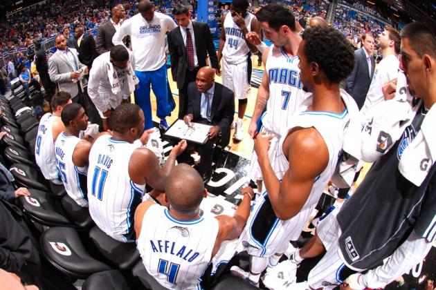 How Many Losses Are Worth a No. 1 Draft Pick for the Orlando Magic?