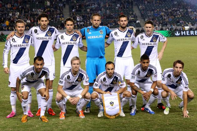 MLS: The Los Angeles Galaxy, Yet Again, Turn on the Heat for Playoffs