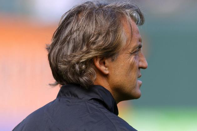 Mancini Is Loyal to City: Vieira