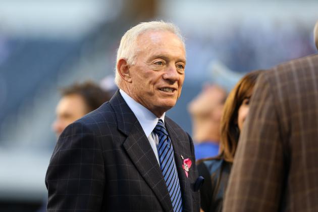 Jerry Jones Says 'It's All About Jason,' but Is It?