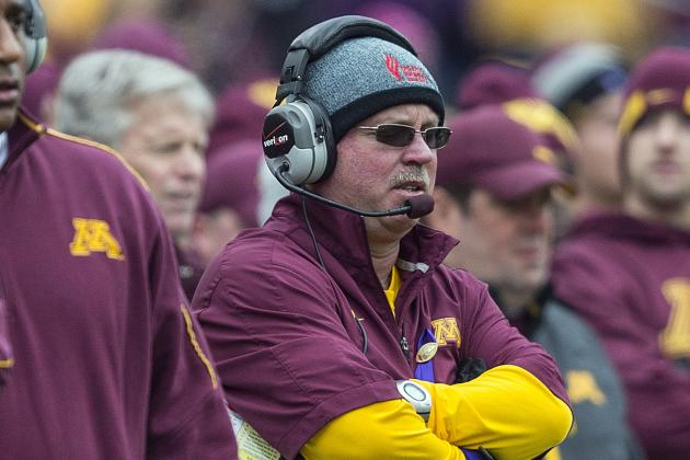 Jerry Kill 'majorly Concerned' About Center Injuries
