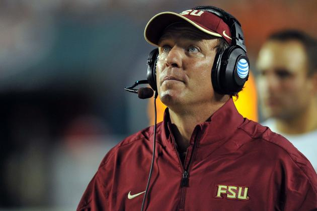 FSU Coach Jimbo Fisher Rips Computer Polls