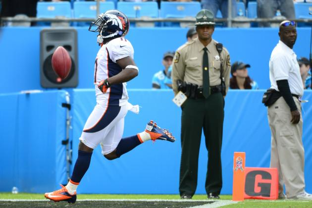 Broncos Install 'Holliday Rule' for Dynamic Return Man and Other AFC West News