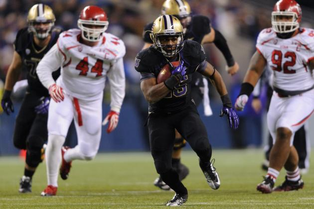 Price, Sankey Lead Washington Past Utah