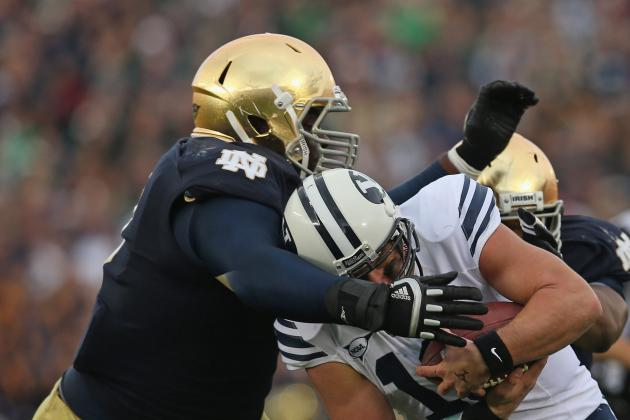 Notre Dame D will have Russell, Nix vs. Wake Forest