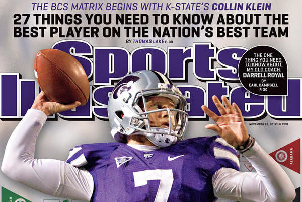 Sorry Texas A&M Fans: There's a College Football Team on the Cover of SI