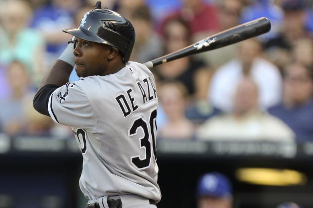 Chicago White Sox 2012 Year in Review: Alejandro De Aza