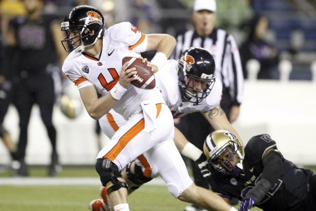 Sean Mannion Keeps Going