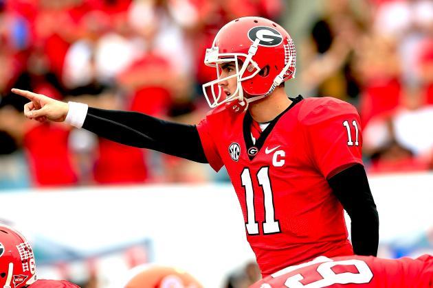 Meet the Georgia Bulldogs, the Luckiest Team in College Football