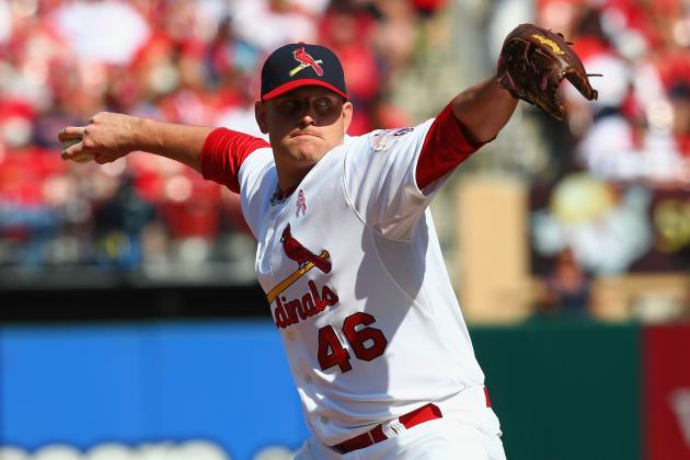 Cardinals Release Kyle McClellan, Sign Rob Johnson