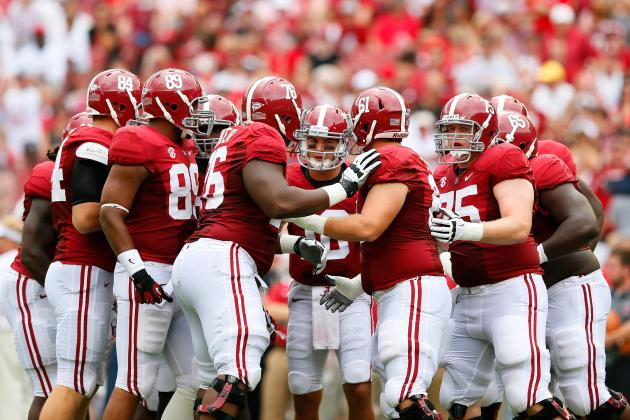 Alabama Football: Crimson Tide Will Bounce Back from Upset with Dominating Win