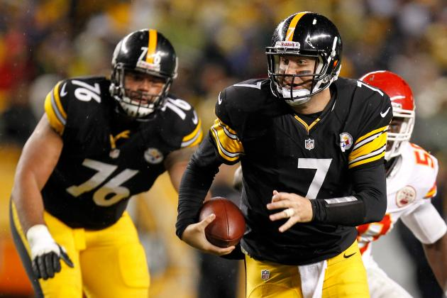 Steelers Ben Roethlisberger Reportedly Suffered Sternoclavicular Joint Injury