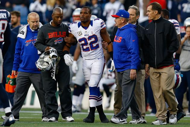 What Does Fred Jackson's Injury Mean for Bills, Fantasy Owners?
