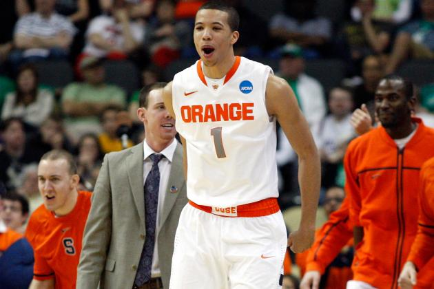 Michael Carter-Williams on Naismith Player of the Year Award Watch List