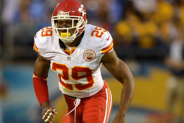Eric Berry Has Crippling Horse Phobia