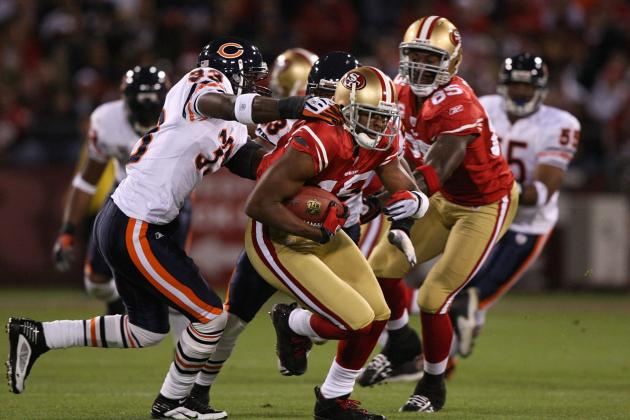 Chicago vs. San Francisco: Analyzing the 49er's Offense